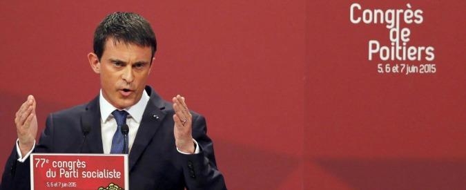 Francia, vola alla finale di Champions con aereo di Stato: polemica sul premier Valls