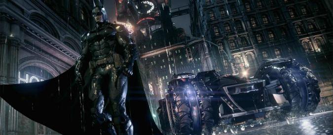 Arkham Knight, torna Batman: Gotham più grande (ma il design non ne risente)