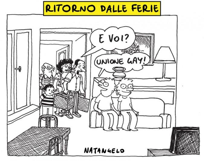 Arrivano le unioni gay