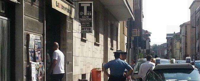 """Tabaccaia di Asti uccisa, confessa il killer 46enne: """"Movente è la rapina"""""""