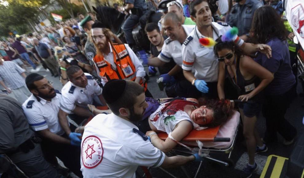 Siti di incontri gay israeliani