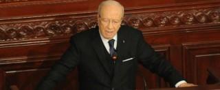 """Tunisia, decretato stato d'emergenza. Il presidente: """"Abbiamo Isis alle porte"""""""