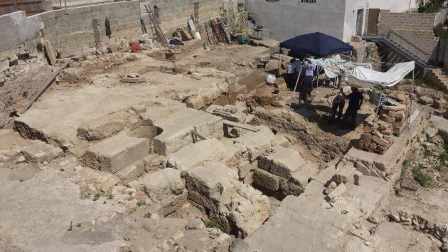 Castro3- scavi