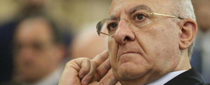Vincenzo De Luca resta presidente della Campania: Tribunale accoglie ricorso