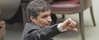 """Ddl Penale, governo mette il """"bavaglio"""" a dibattito su legge bavaglio: """"Costretti da offese M5S"""""""