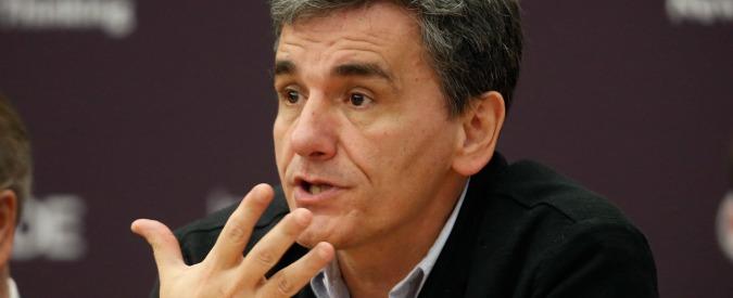 """Euclides Tsakalotos: ecco chi è il nuovo ministro delle Finanze della Grecia: """"Non accetteremo soluzioni impraticabili"""""""