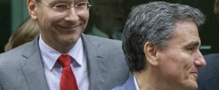 """Grecia, Eurogruppo dà l'ok ad aiuti: 86 miliardi in tre anni. """"Fondo per privatizzazioni operativo entro 2015"""""""