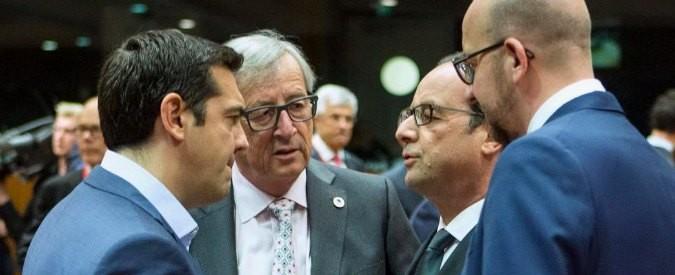 Accordo Grecia: salvata l'Eurozona (forse) e scongiurato Grexit (per ora), ma da oggi l'Ue è reversibile