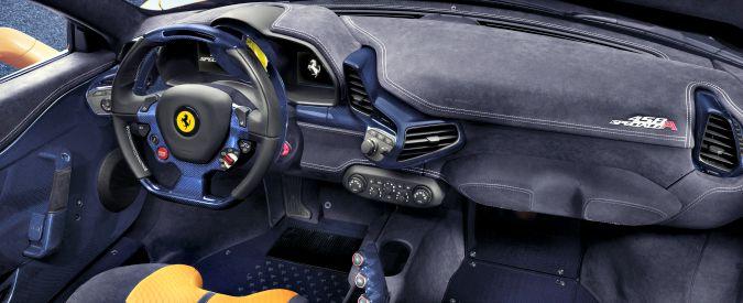 Ferrari richiama 814 supercar in America: gli airbag sono montati male