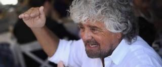 """Grillo: """"Entusiasmo di Luigi Di Maio propagandato come bramosia potere e la sinistra frou frou si sente superiore. Pd e FI? Parassiti"""""""