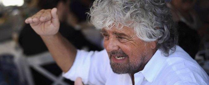 """Beppe Grillo: """"I veri populisti sono quelli al potere, non il Movimento 5 Stelle"""""""