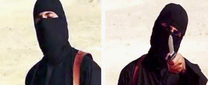"""Isis, il boia Jihadi John """"teme che gli uomini del Califfato lo facciano fuori"""""""