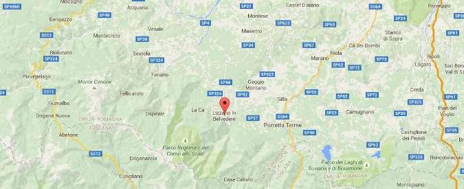 Terremoto Emilia, scossa magnitudo 3.7 in Appennino: epicentro in provincia di Bologna