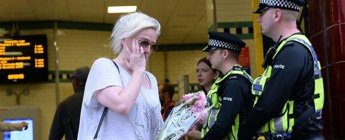 """Terrorismo, 10 anni dall'attentato nella metro di Londra: """"Oltre 1.000 agenti per blindare la City""""  (FOTO)"""