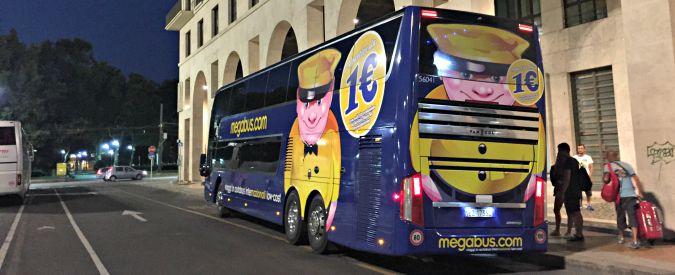 Megabus, il pullman low cost mantiene le promesse. La prova del Fatto.it