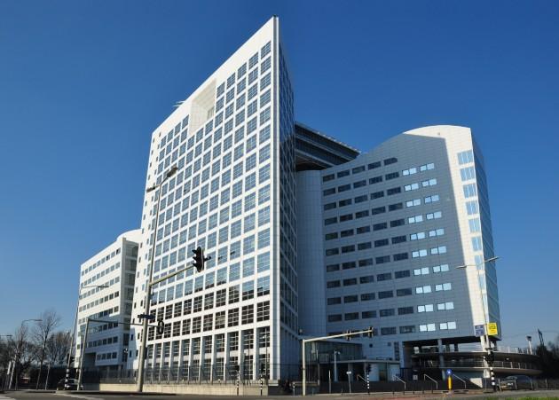 Corte penale internazionale-Aja
