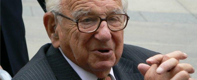 "Nicholas Winton morto. Addio allo ""Schindler inglese"", salvò 650 bimbi ebrei"