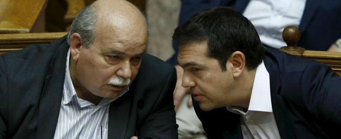 """Crisi Grecia, """"elezioni più vicine"""". Il ministro dell'Interno: """"Voto in autunno"""""""