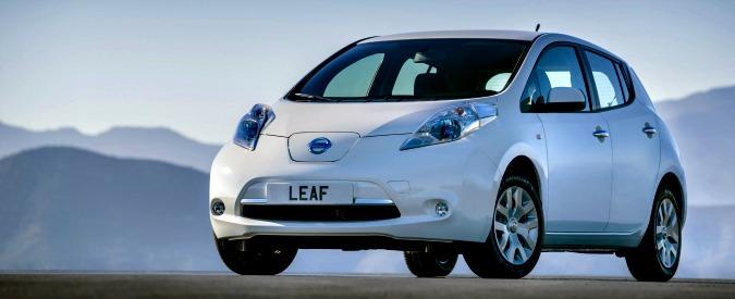 Nissan Leaf, presto batteria migliore. E poi tecnologia da 500 km di autonomia
