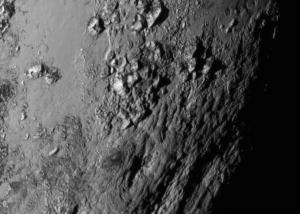 Plutone ghiaccio