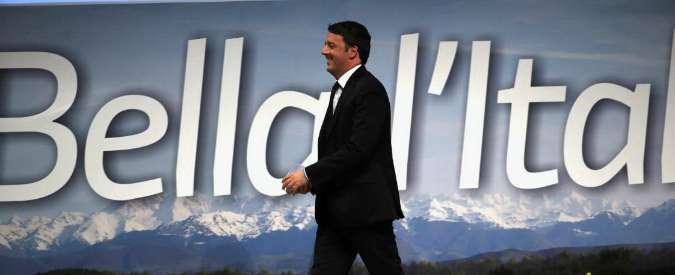 """Renzi: """"Pd non è più partito delle tasse: nel 2016 via tassa sulla prima casa, poi intervento su scaglioni Irpef"""""""