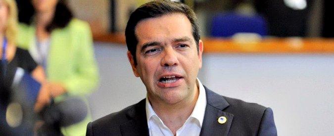 """Grecia, Tsipras: """"Non taglieremo le pensioni, i leader Ue vendicativi"""""""