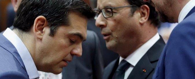 Accordo Grecia, le promesse antiausterity di Tsipras mandate in fumo con l'ok dato all'Eurosummit
