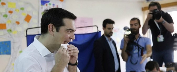 Grecia: come l'immagine di Tsipras può appannare quella di Renzi