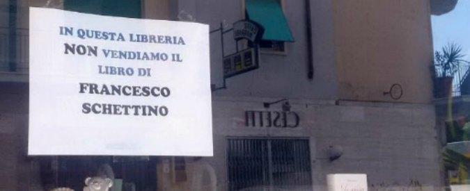 """Concordia, libreria di Livorno annuncia: """"Qui non vendiamo il libro di Schettino"""""""