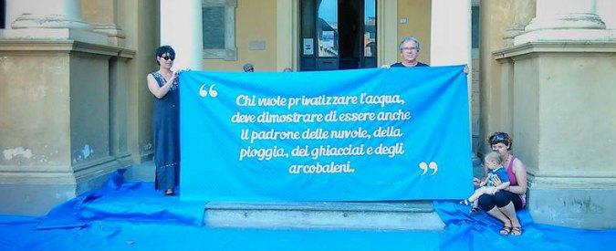 Acqua Reggio Emilia, passare al pubblico si poteva: ecco lo studio che spiega come. Fu chiesto dal Pd e poi bocciato (dal Pd)
