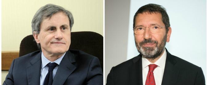 """Roma, """"porto franco degli appalti: niente gara per 90 per cento dei lavori"""". Report dell'Anticorruzione su Alemanno e Marino"""
