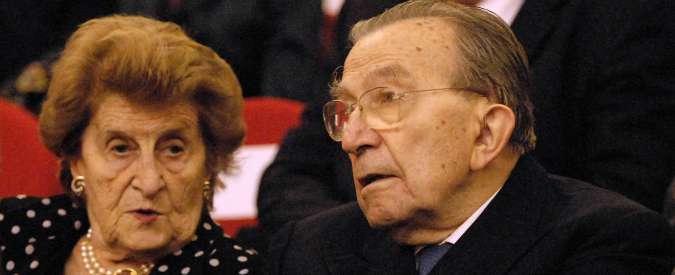Livia Danese, morta la moglie di Giulio Andreotti: gli fu a fianco per 68 anni