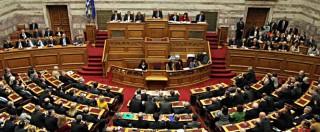 Grecia, contro Tsipras i no degli alleati di Anel e l'ala radicale di Syriza