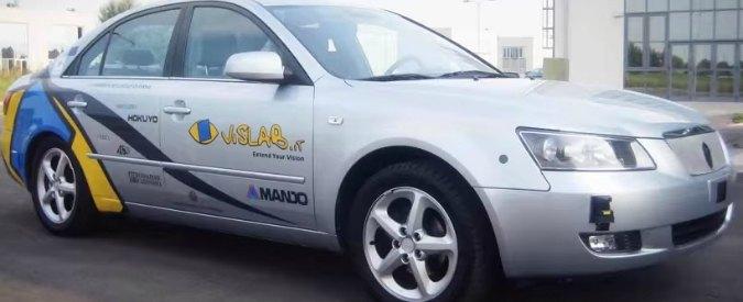 VisLab, start-up italiana comprata da azienda Usa per 30 milioni di dollari