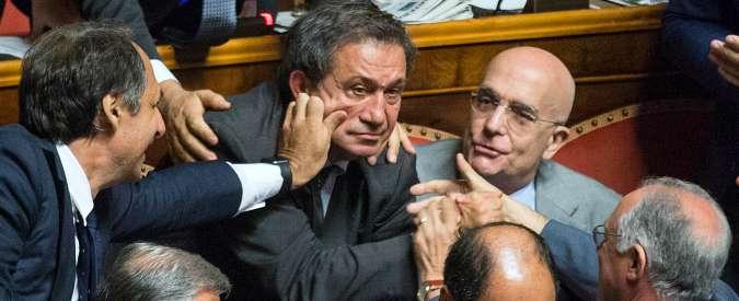 """Antonio Azzollini, """"nonostante le dimissioni, in commissione Bilancio comanda ancora lui"""""""
