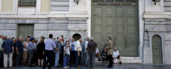 """Syriza, la provocazione dei dissidenti: """"Prendiamo 20 miliardi dalla Banca Centrale di Grecia"""""""