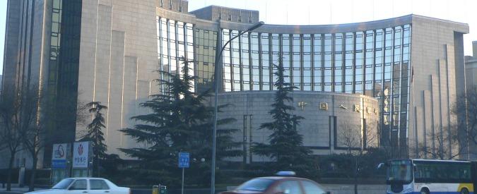 Banche, People's bank of China oltre il 2% di Monte dei Paschi e Unicredit