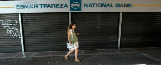 Grecia, riaprono le banche lunedì. Accordo tra Bce e Banca centrale di Atene