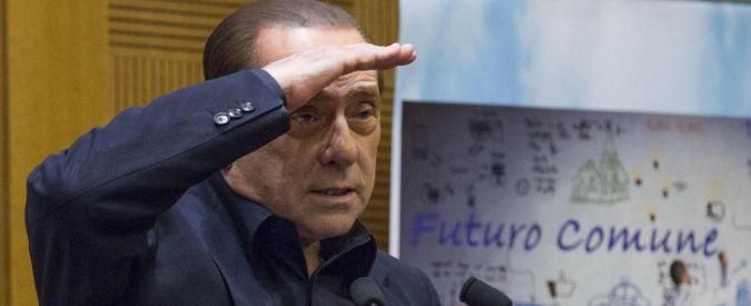 """Berlusconi scarica Verdini: """"Meglio soli che male accompagnati"""". Poi annuncia: """"Tornerò in Tv e Fi arriverà al 20%"""""""