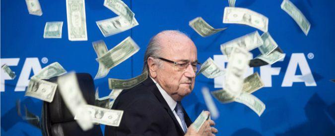 Fifa, Visa contro Blatter: cambiamento reale o addio allo sponsor milionario