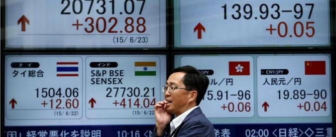 Perché l'economia globalizzata non è fuori dalla recessione