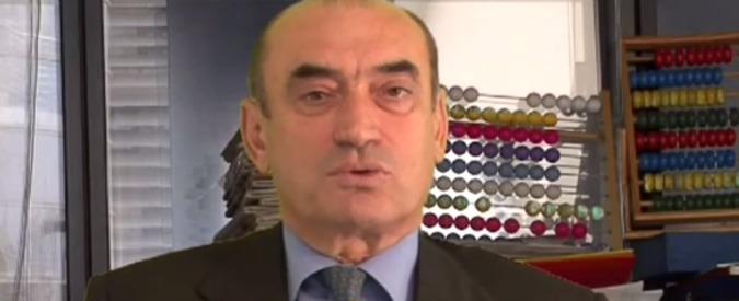 Giuseppe Bortolussi, morto il segretario della Cgia di Mestre. Scomparso a 66 anni