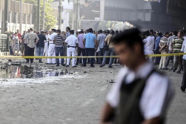 Egitto: esplosa autobomba davanti consolato Italia