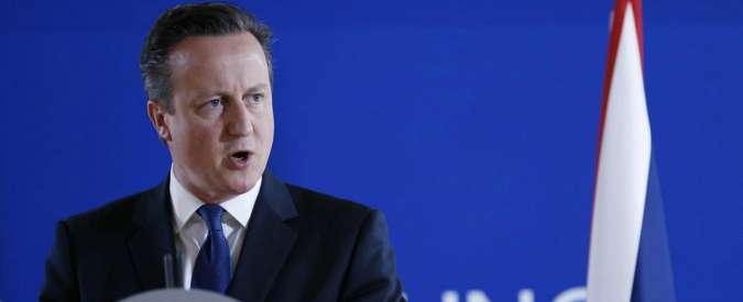 Gb, Cameron vuole stretta su sindacati: scioperi più difficili, più potere a polizia