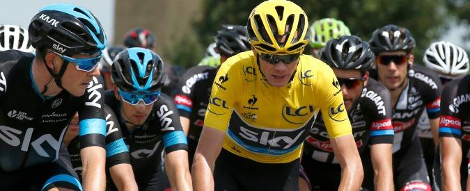 Tour de France, la sentenza di Froome: polverizzati Nibali, Quintana e Contador