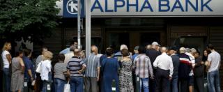 Crisi greca, la lettera dei ricercatori italiani per il No al referendum