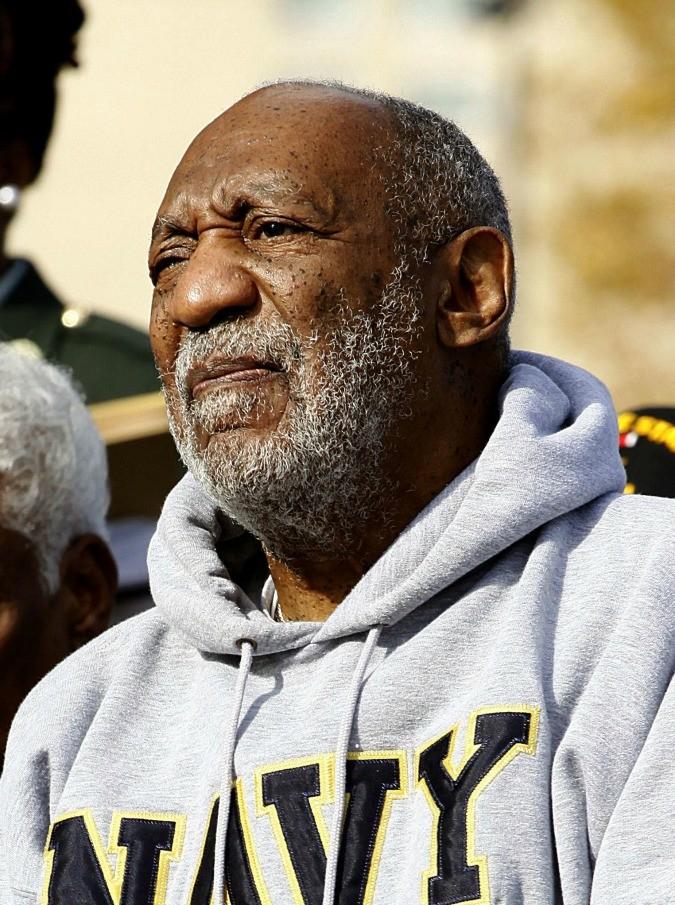 """Bill Cosby confessa: """"Ho drogato alcune donne per farci sesso"""""""