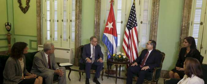 Stati Uniti e Cuba, svolta storica: il 20 luglio riaprono le ambasciate