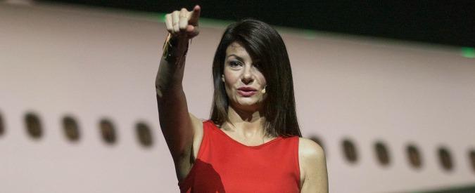 """Ilaria D'Amico indagata per evasione fiscale: """"Truffata dal mio commercialista"""""""