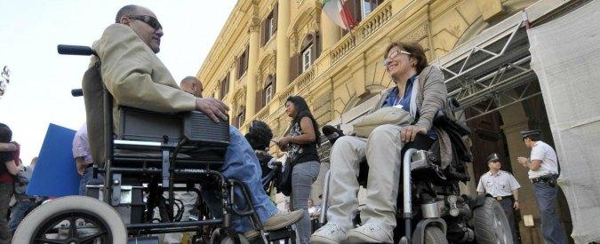 """Disabili e welfare, dietrofront del governo di fronte alle proteste. """"Ripristinati fondi non autosufficienza e politiche sociali"""""""